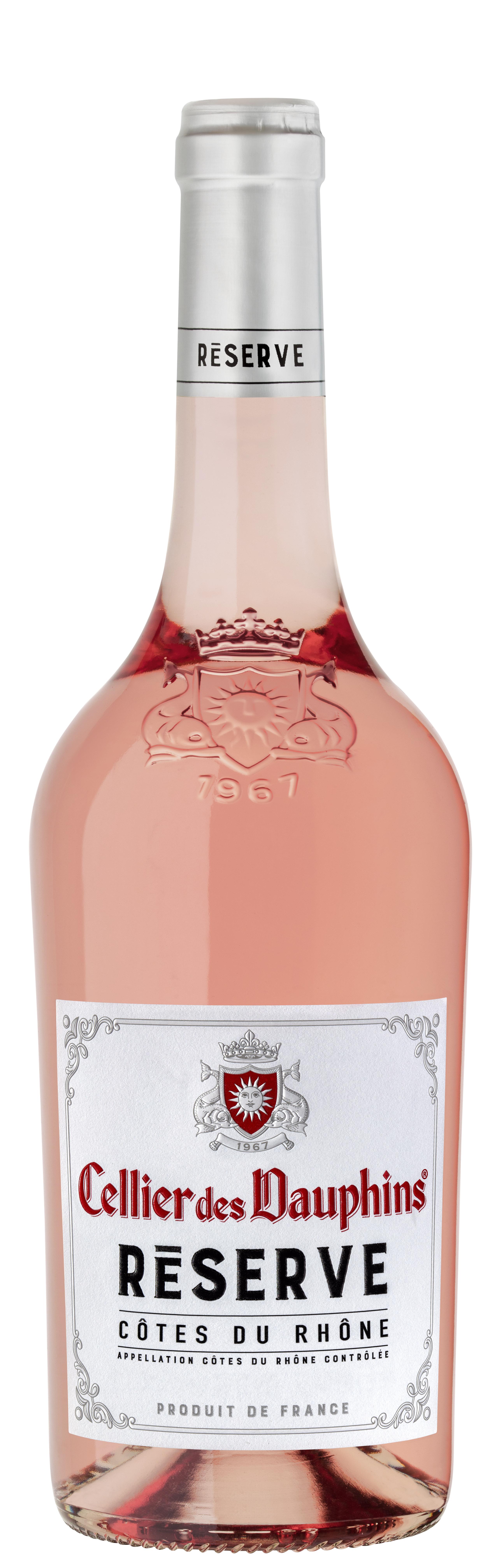 CDD RESERVE AOC Côtes du Rhône Rosé