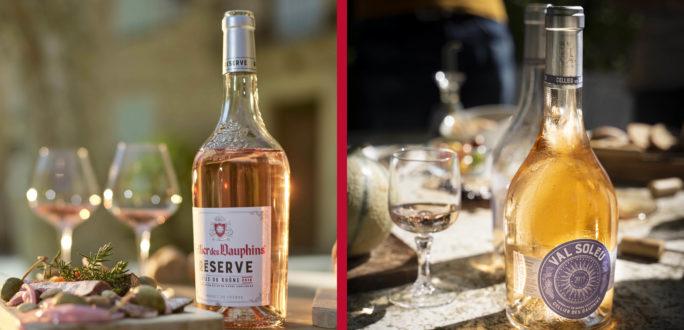 Wine enthu 90 point Rosé
